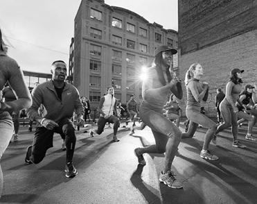 Exercise Toronto